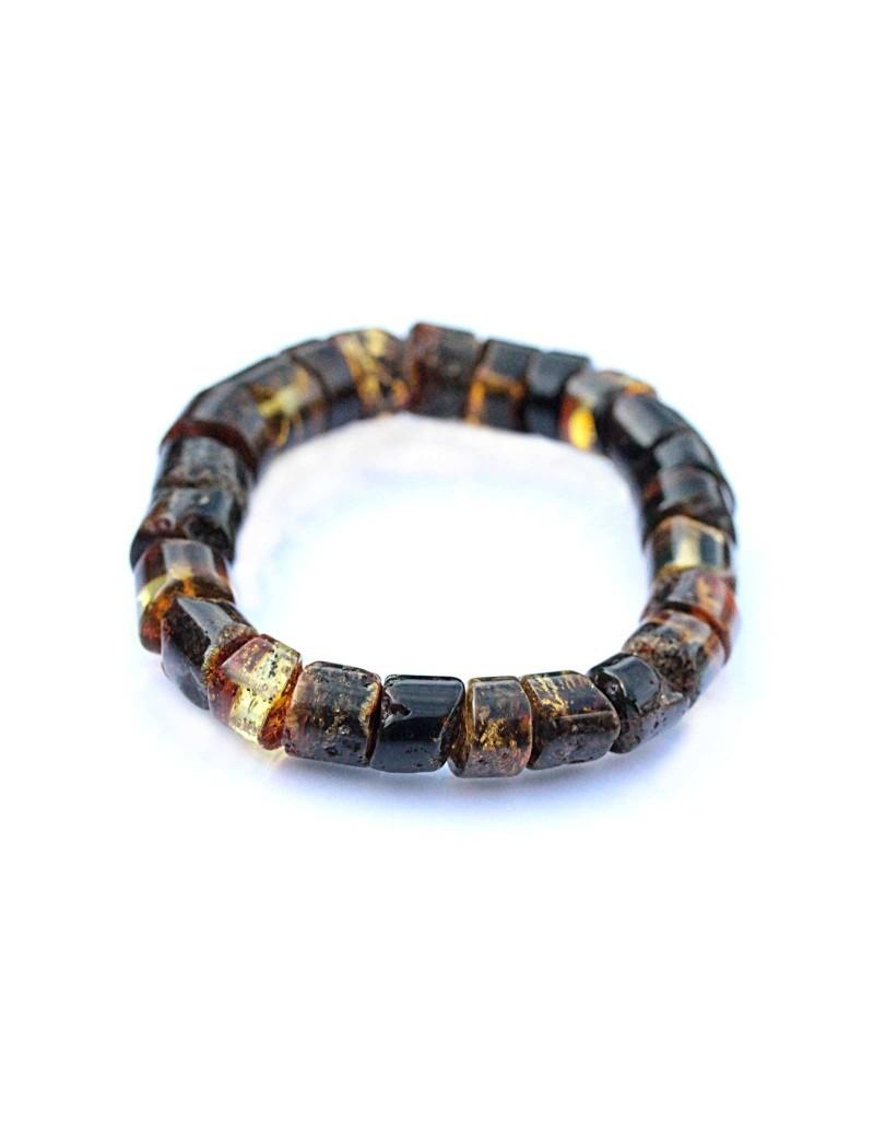 bracelet ambre homme