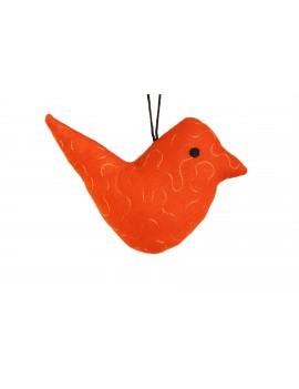 Peluche oiseau orange...