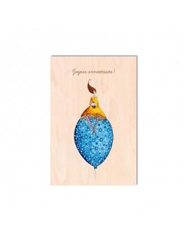 Carte de vœux...