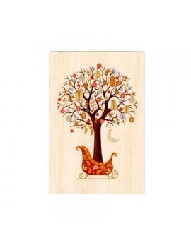 Carte de vœux de Bonne...