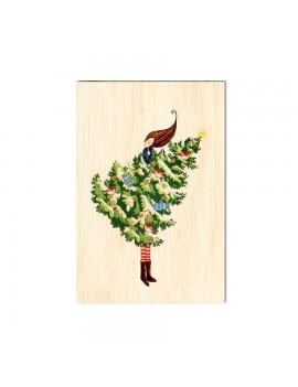 Carte de vœux fin d'année...