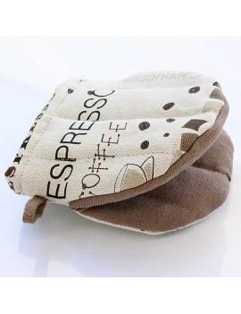 Mini gant de cuisine motif...