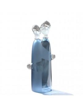 Sculpture en verre...